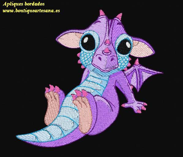 Dragón Bebé0001